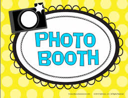 photo booth sign end of year photo booth k 12 classrooms