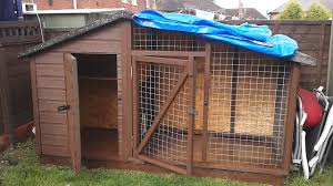 dog run cattery including kennel insulated i walsall west