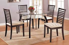 Modern Black Glass Dining Table Glass And Metal Dining Room Sets Descargas Mundiales Com