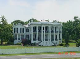 nottoway plantation in white castle mapio net