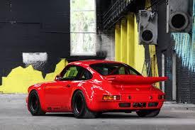old porsche 911 1974 porsche 911 rs restomod could make purists cringe
