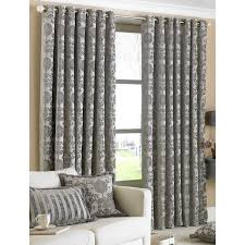 Silver Window Curtains Make Your Room Look And Expensive With Silver Curtains