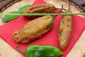 cuisine cr駮le facile piments farcis à la créole réunion ma cuisine bleu combava