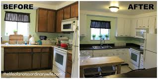 lovely diy kitchen remodel before and after about home decoration