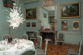 Blue Dining Room by File Blue Dining Room At Waddesdon Manor Jpg Wikimedia Commons