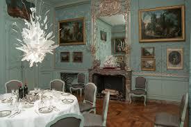 Blue Dining Room File Blue Dining Room At Waddesdon Manor Jpg Wikimedia Commons