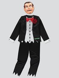 Gentleman Halloween Costume Goosebumps Slappy Halloween Costume Kids George