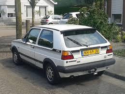 Volkswagen Golf Ii C Gts 24 05 1985 Nh 69 Jb Eerste Eige U2026 Flickr