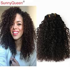 how to get 3c hair kinky curly clip in hair extensions peruvian hair 3b 3c african