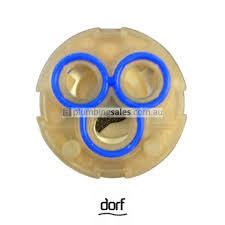 caroma dorf ceramic disc mixer cartridge 2727 plumbingsales