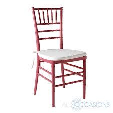 chaivari chairs fushia pink chiavari chair all occasions party rental