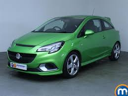 opel green used vauxhall corsa vxr green cars for sale motors co uk