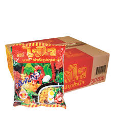 instant cuisine โปรโมช น wai wai instant noodles 55 g crate 30 pack ช อปออนไลน