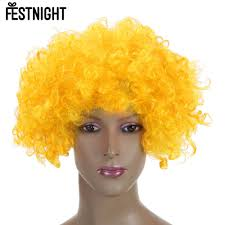 halloween city wigs compare prices on clown wig online shopping buy low price