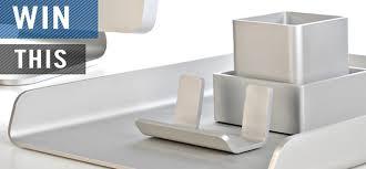 deskology desk accessories featured in latest robocop movie