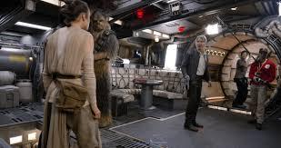 star wars the force awakens blu ray documentary secrets han solo