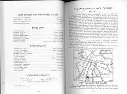 catalog 1940 special collections sacramento city college