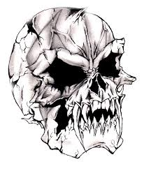 evil skull designs my favourite evil skull designs