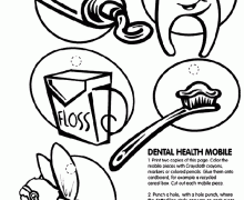 healthy habits coloring pages funycoloring