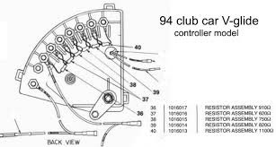 1994 club car 36 volt wiring diagram wiring diagram and