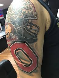 Ohio State Tattoos - pin by on ohio state tattoos ohio