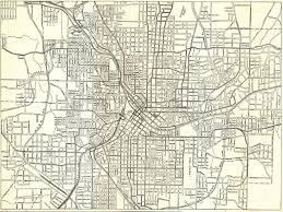 Map Of Atlanta Neighborhoods by Monroe Drive Or Boulevard Chamblee54