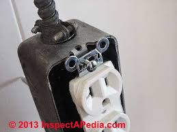 how to install or add an electrical outlet or receptacle or wall plug