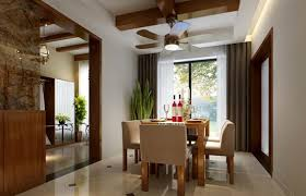 american country house interior dining room design home plans