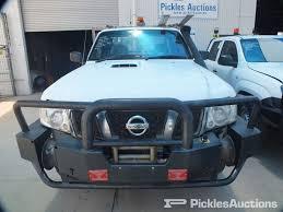 nissan patrol 2013 nissan patrol pickles auctions australia