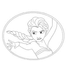 50 beautiful frozen coloring pages princess