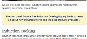 How Induction Cooktop Works 10 Small Businesses Prove It U0027s Possible To Create Great Content On