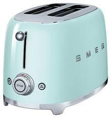 Toaster Poacher Smeg 2 Slice Toaster Pastel Green Sleepychef Com Everything