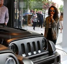 black jeep 2016 leigh anne pinnock buy a bespoke jeep black hawk 08 05 2016