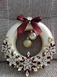 pin by lenka polanová on vánoce pinterest wreaths patchwork