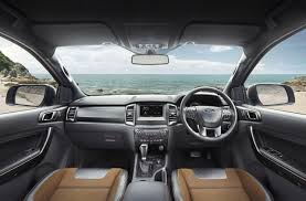 ford range rover interior new 2015 ford ranger wildtrak unveiled performancedrive