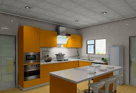 lift the mood with yellow kitchen cabinets my home design journey image of yellow kitchen cabinets