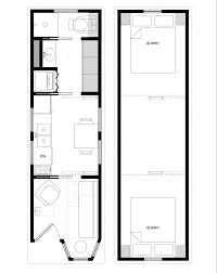 house on wheels floor plans