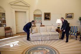 bureau ovale maison blanche l album photo d obama à la maison blanche