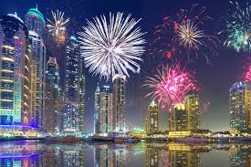 Dubai On Map Dubai On New Year U0027s Eve Best Places To Watch The Fireworks This Year