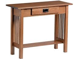 mission style console table country value woodworks living room mission style console table w