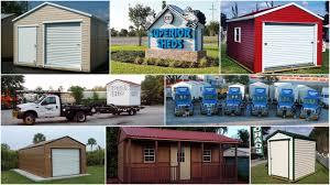 florida storage sheds steel buildings in florida metal
