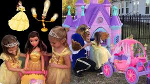 halloween costumes beauty and the beast disney princess castle belle beauty and the beast carriage dress