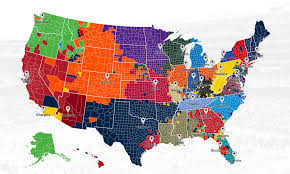 united states map and europe the united states of sales tax in one map the washington post map