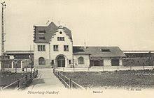 bureau de poste neudorf gare de strasbourg neudorf wikivisually