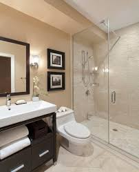 bathroom small ideas for interior design apartment full size bathroom adorable small walk shower design with nice wooden navity under big