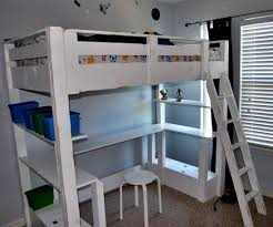 best 25 bed with desk underneath ideas on pinterest bunk for