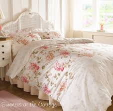 Floral Duvets Shabby Chic Bedding Authentic Shabby Chic Rachel Ashwell Duvet