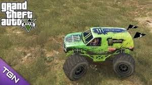 monster energy monster truck gta5 mods