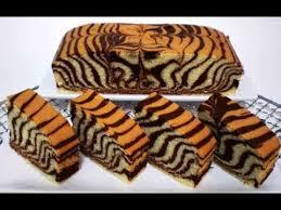 tips membuat bolu zebra resep bolu zebra panggang anti gagal youtube