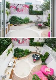 backyard landscaping ideas this small patio space is ready for a